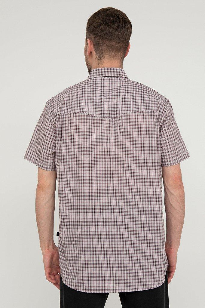 Рубашка мужская, Модель S20-21008, Фото №4