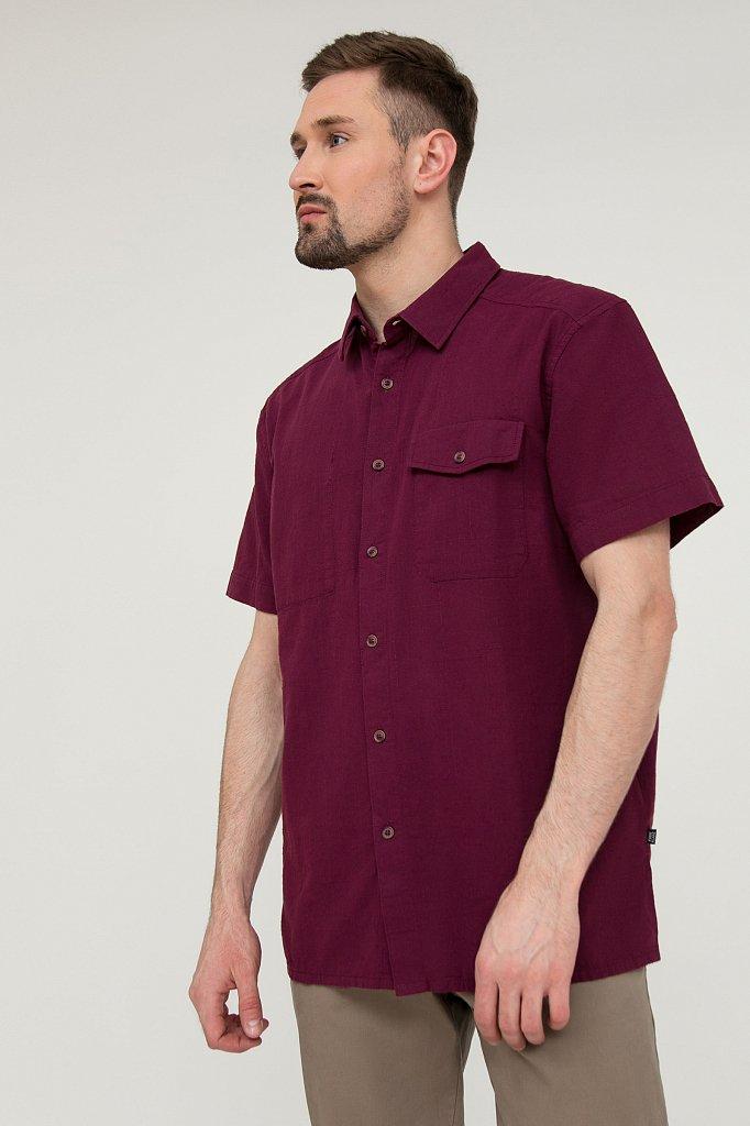 Рубашка мужская, Модель S20-21010, Фото №1