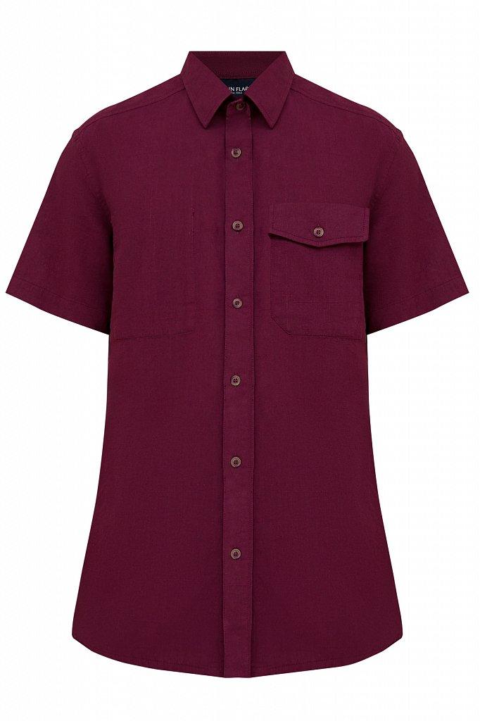 Рубашка мужская, Модель S20-21010, Фото №6