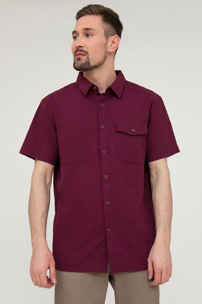 Рубашка мужская, Модель S20-21010, Фото №3