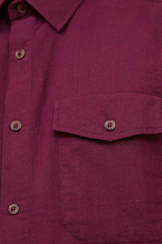 Рубашка мужская, Модель S20-21010, Фото №5