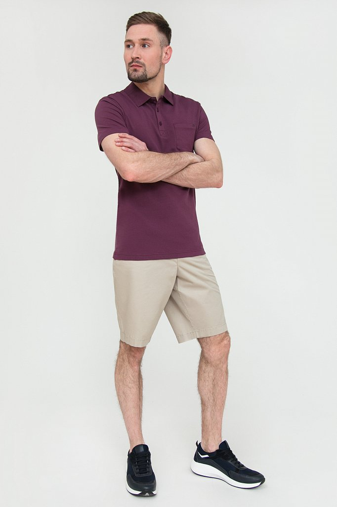 Поло мужское, Модель S20-21022, Фото №2