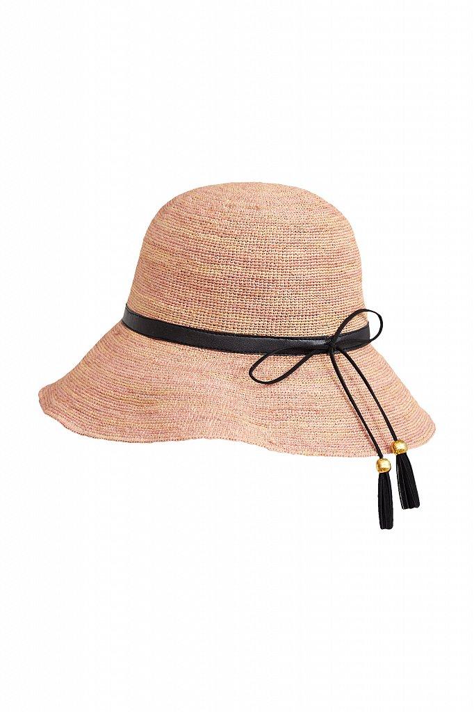 Шляпа женская, Модель S20-11406, Фото №3