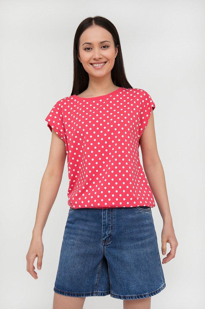 Блузка женская, Модель S20-11003, Фото №1
