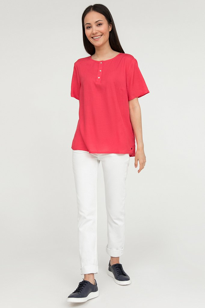 Блузка женская, Модель S20-11014, Фото №2