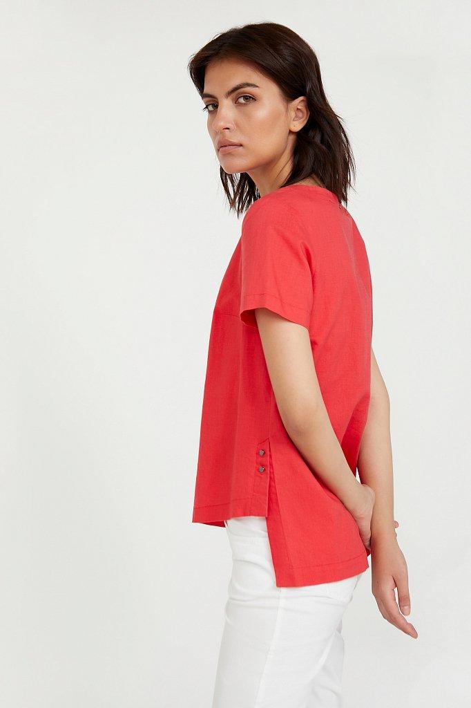 Блузка женская, Модель S20-14033, Фото №3