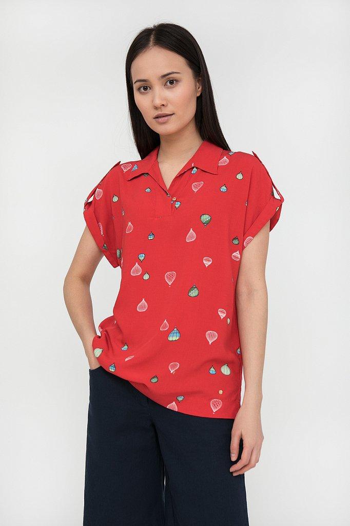 Блузка женская, Модель S20-14094, Фото №1
