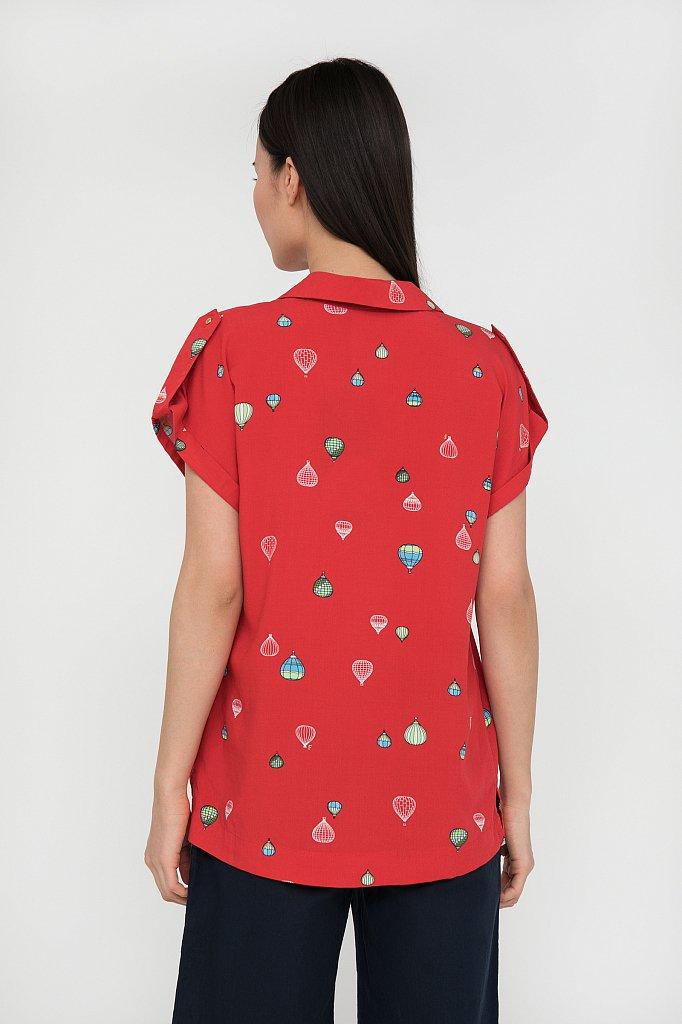 Блузка женская, Модель S20-14094, Фото №3