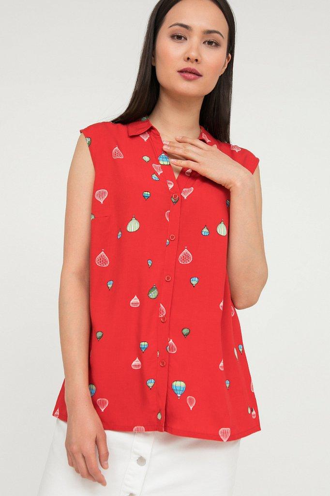 Блузка женская, Модель S20-14095, Фото №1