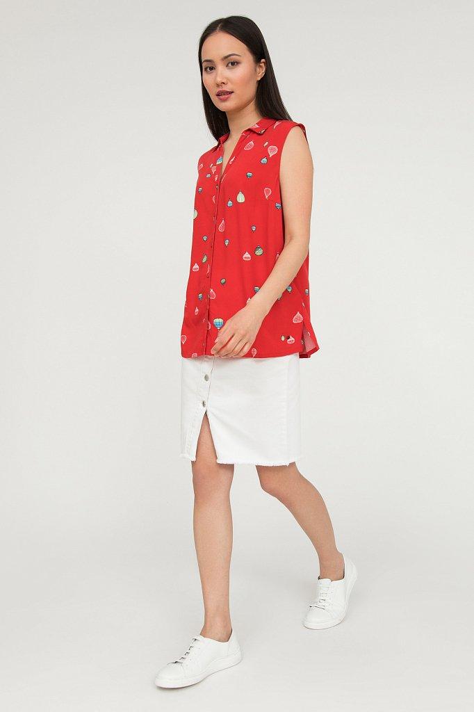 Блузка женская, Модель S20-14095, Фото №2