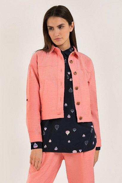 Куртка женская, Модель S20-32024, Фото №2