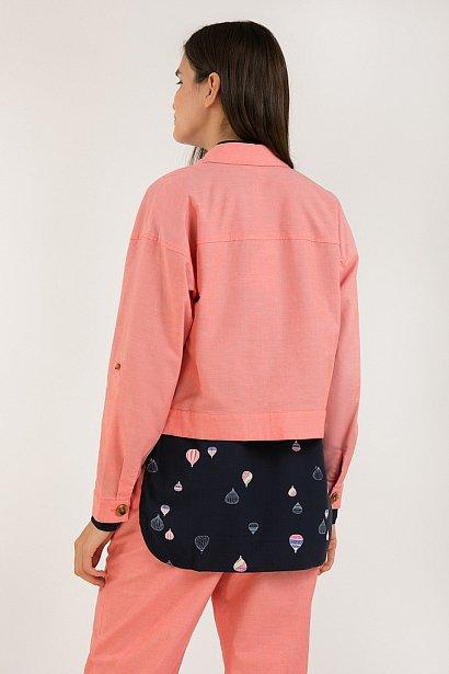 Куртка женская, Модель S20-32024, Фото №5