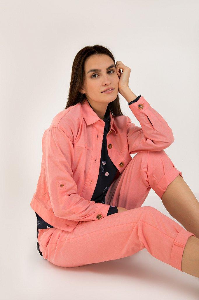 Куртка женская, Модель S20-32024, Фото №1