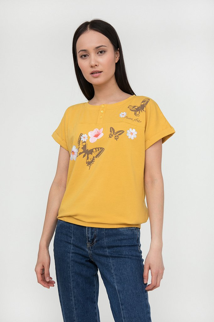 Блузка женская, Модель S20-12083, Фото №1
