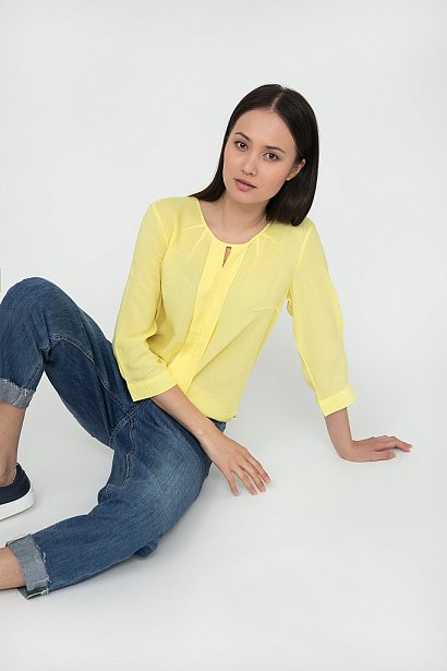 Блузка женская, Модель S20-14022, Фото №1