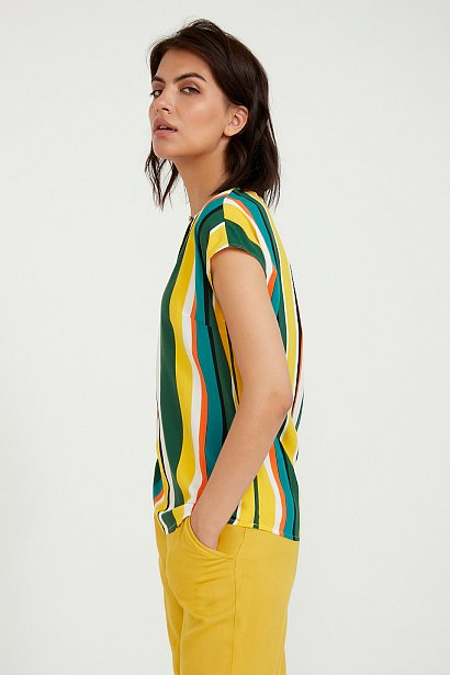 Блузка женская, Модель S20-32010, Фото №3