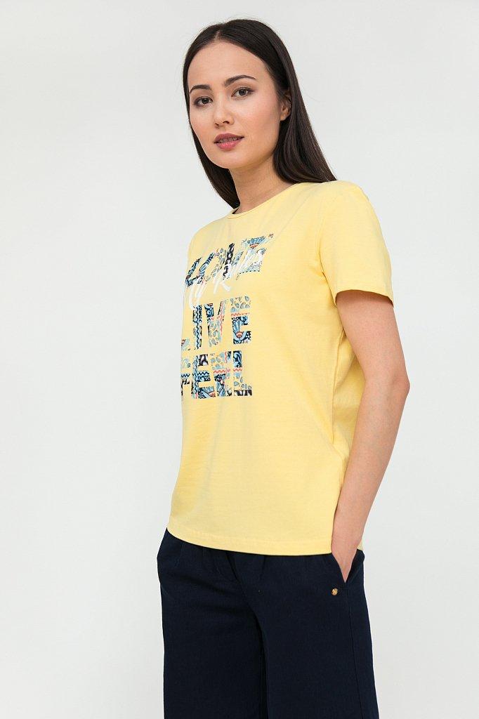 Футболка женская, Модель S20-12024, Фото №3