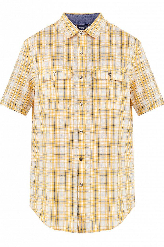 Рубашка мужская, Модель S20-22007, Фото №6