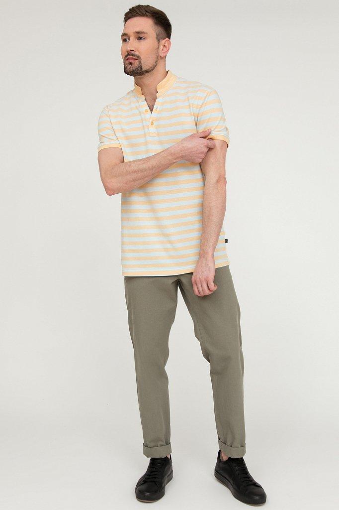 Поло мужское, Модель S20-22027, Фото №2