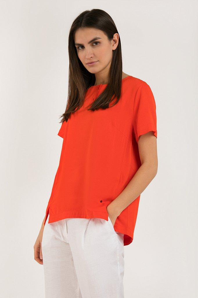 Блузка женская, Модель S20-11093, Фото №3