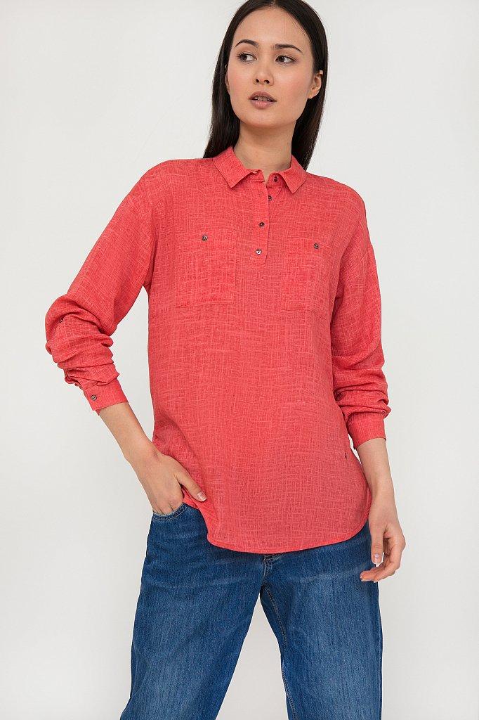 Блузка женская, Модель S20-12011, Фото №1