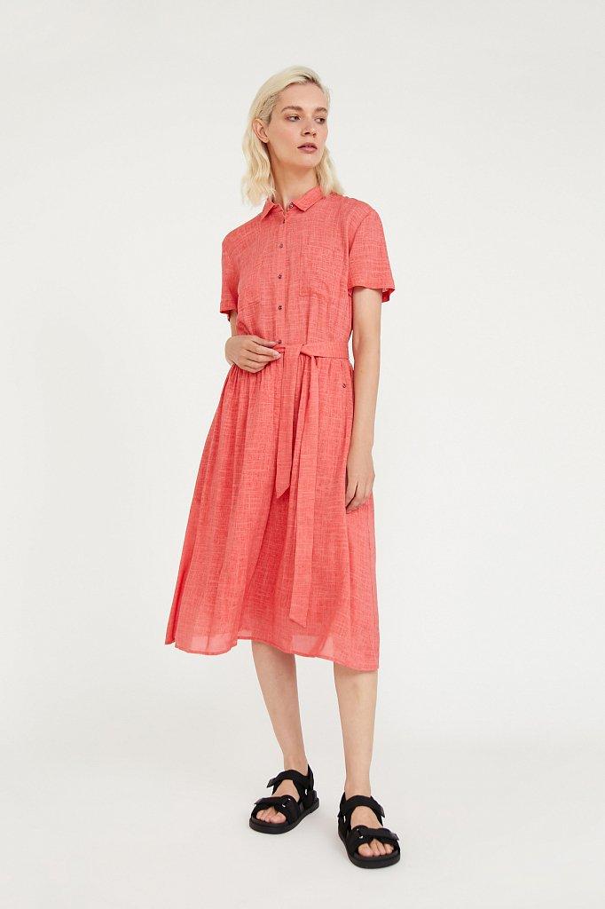 Платье женское, Модель S20-12012, Фото №3