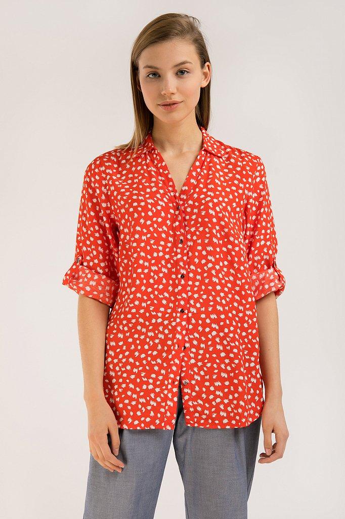 Блузка женская, Модель S20-12086, Фото №3