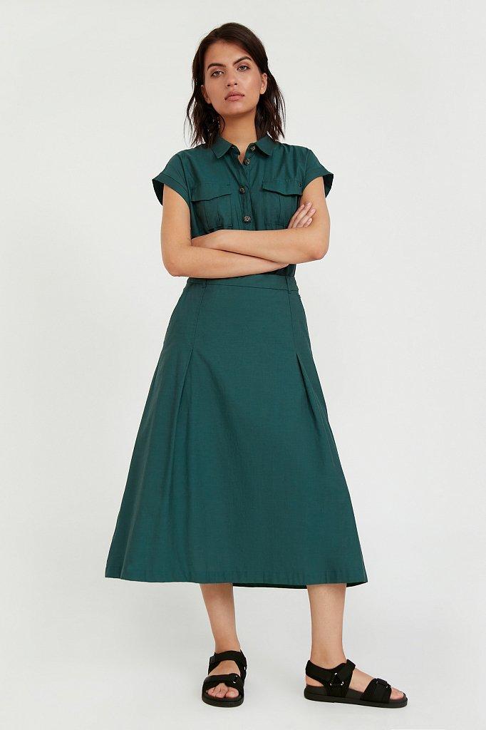Юбка женская, Модель S20-11070, Фото №1