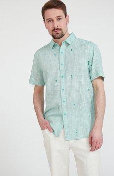 Верхняя сорочка мужская, Модель S20-24010, Фото №1