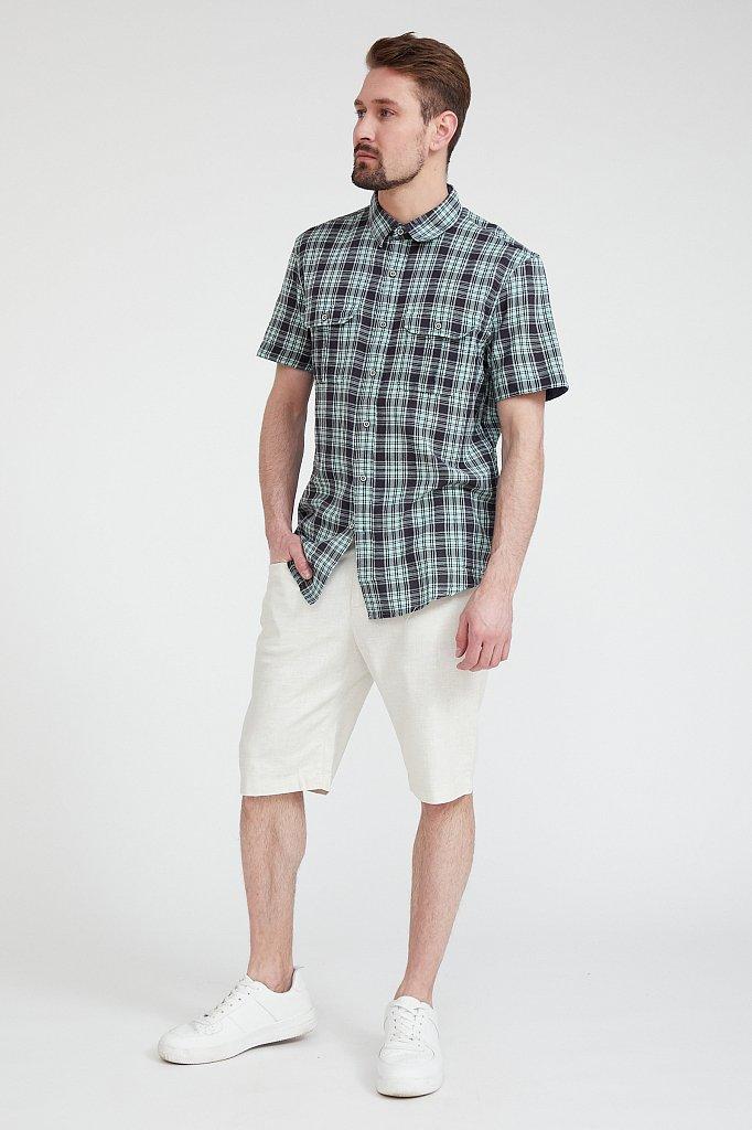 Рубашка мужская, Модель S20-22007, Фото №2