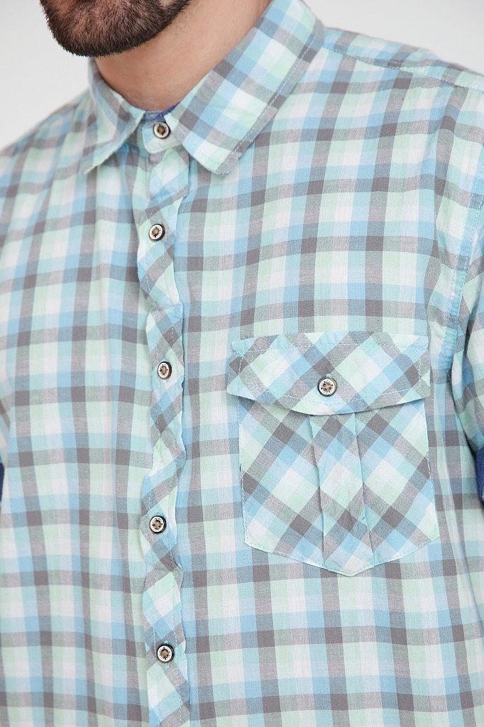 Рубашка мужская, Модель S20-22015, Фото №3