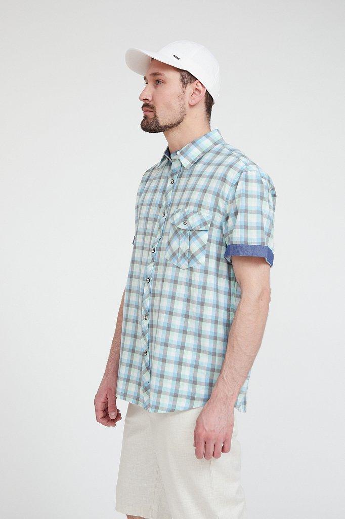 Рубашка мужская, Модель S20-22015, Фото №5