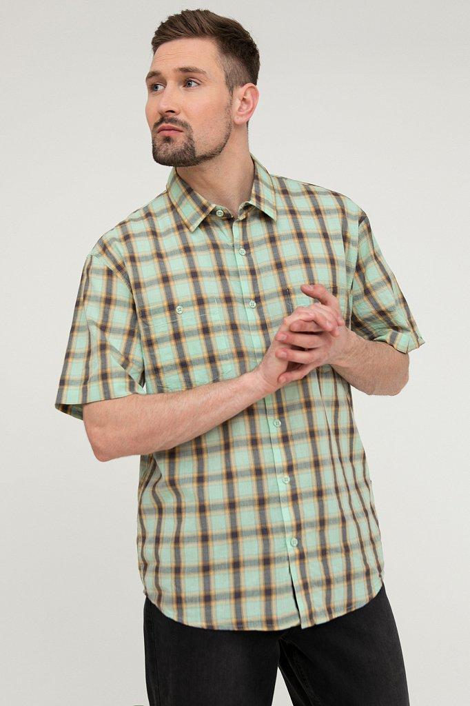 Рубашка мужская, Модель S20-22020, Фото №1