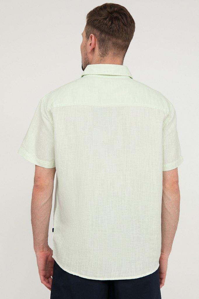 Рубашка мужская, Модель S20-22023, Фото №4