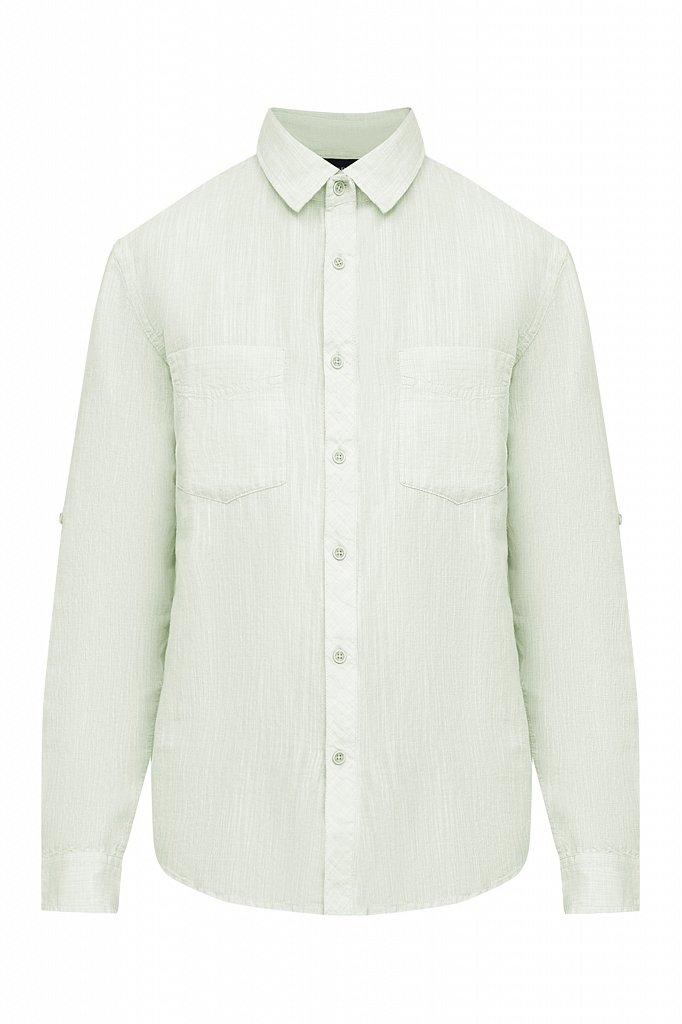 Рубашка мужская, Модель S20-22053, Фото №7