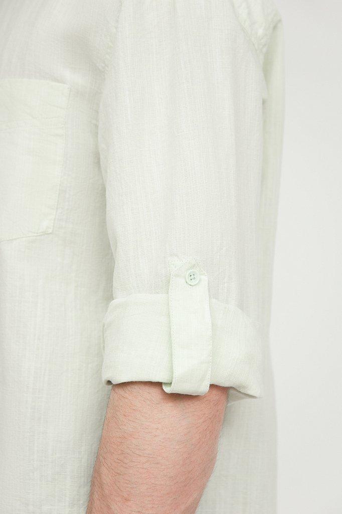 Рубашка мужская, Модель S20-22053, Фото №5