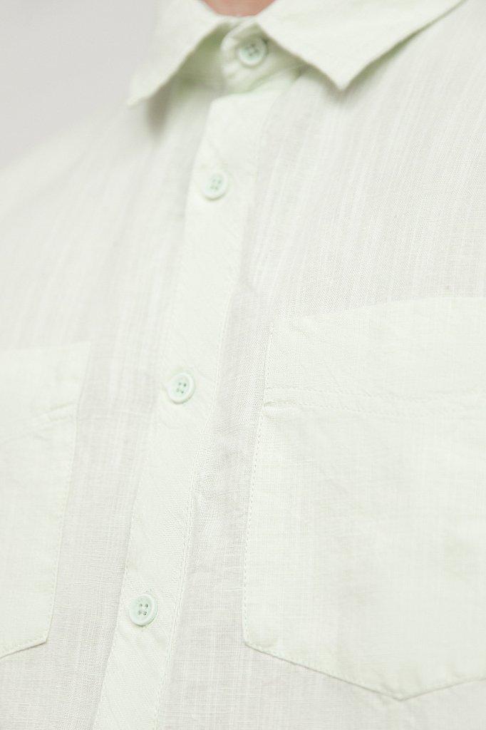 Рубашка мужская, Модель S20-22053, Фото №6