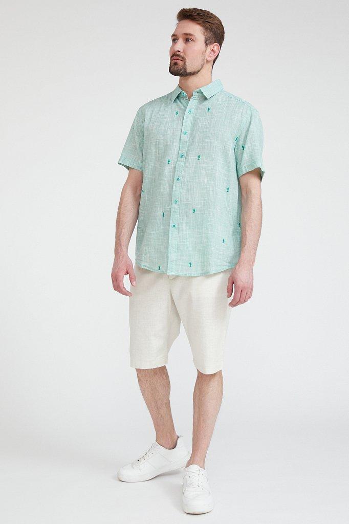 Рубашка мужская, Модель S20-24010, Фото №2