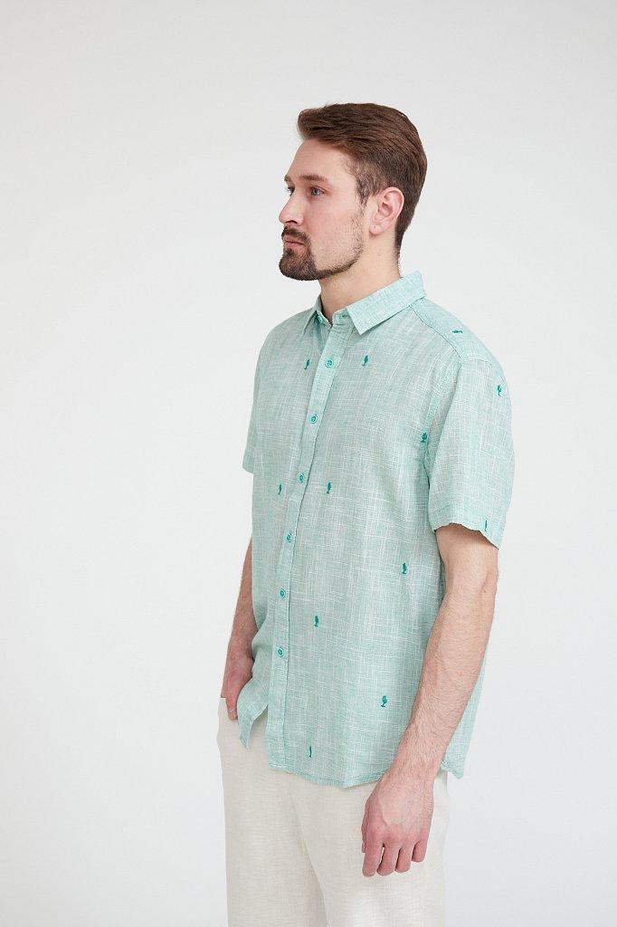 Рубашка мужская, Модель S20-24010, Фото №5