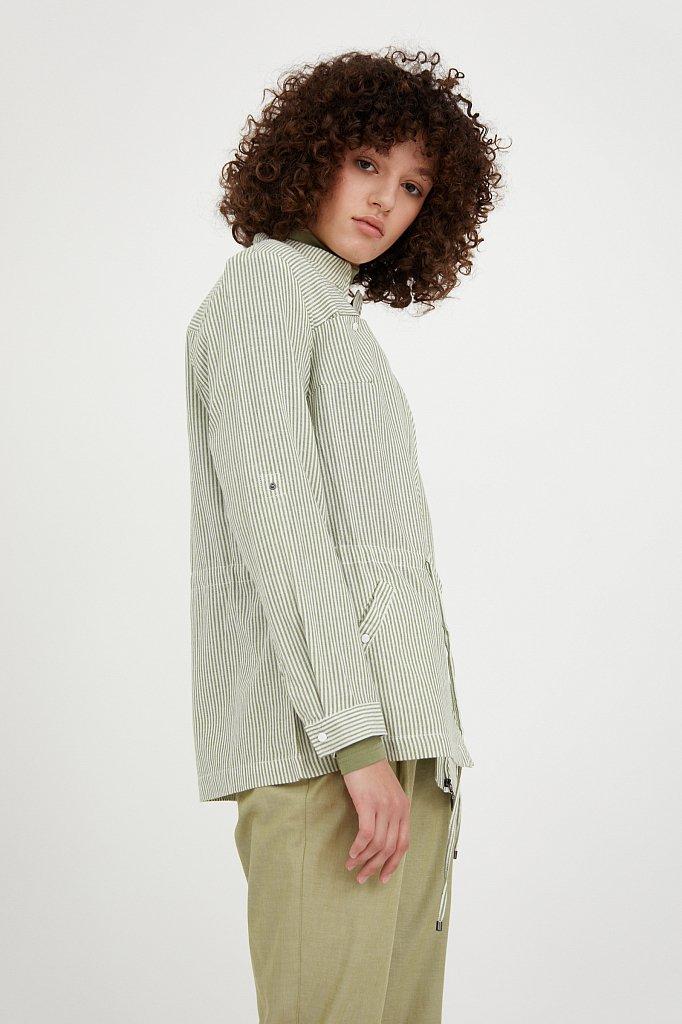 Куртка женская, Модель S20-32015, Фото №4