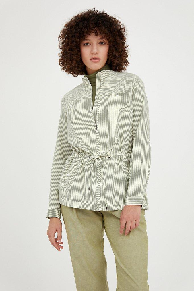 Куртка женская, Модель S20-32015, Фото №7