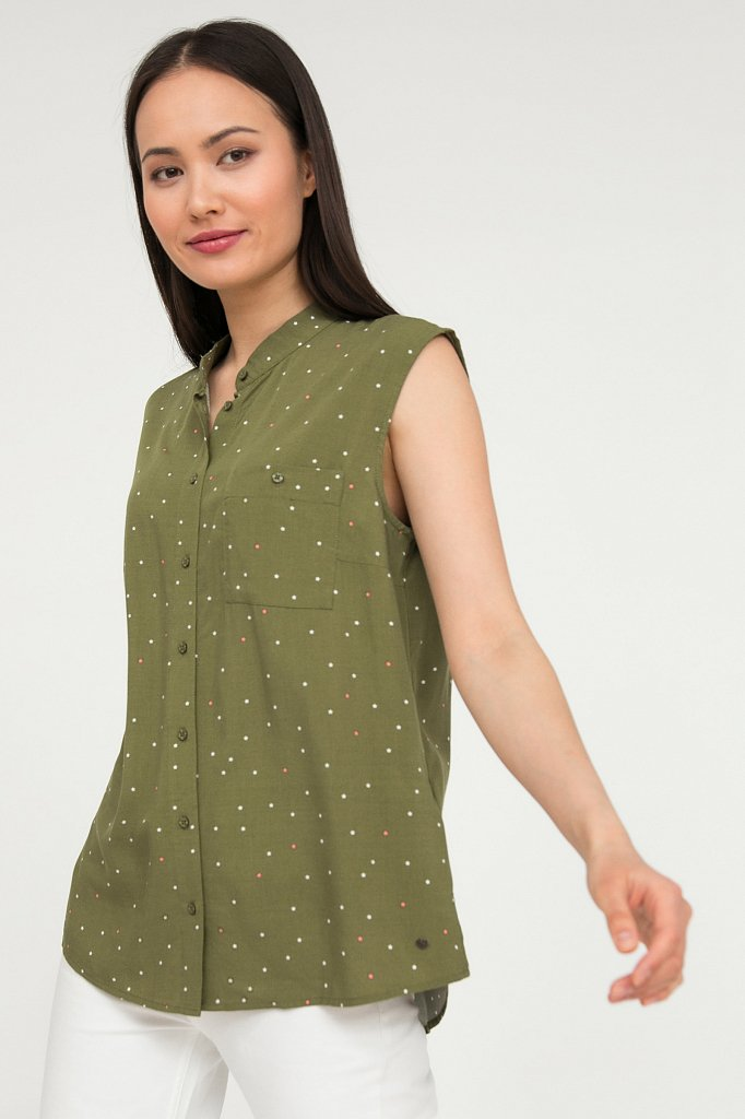 Блузка женская, Модель S20-32030, Фото №1