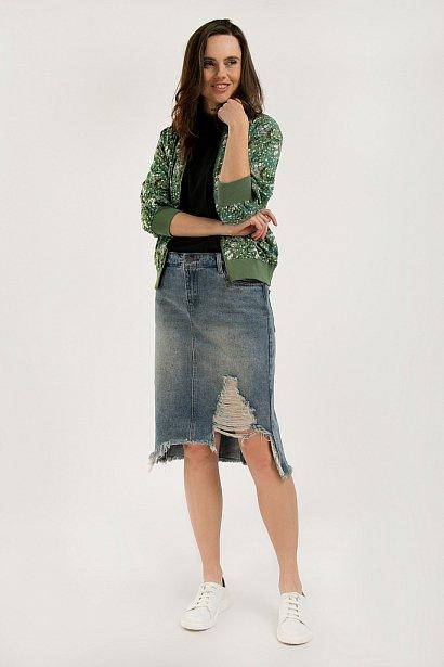Куртка женская, Модель S20-12049, Фото №3