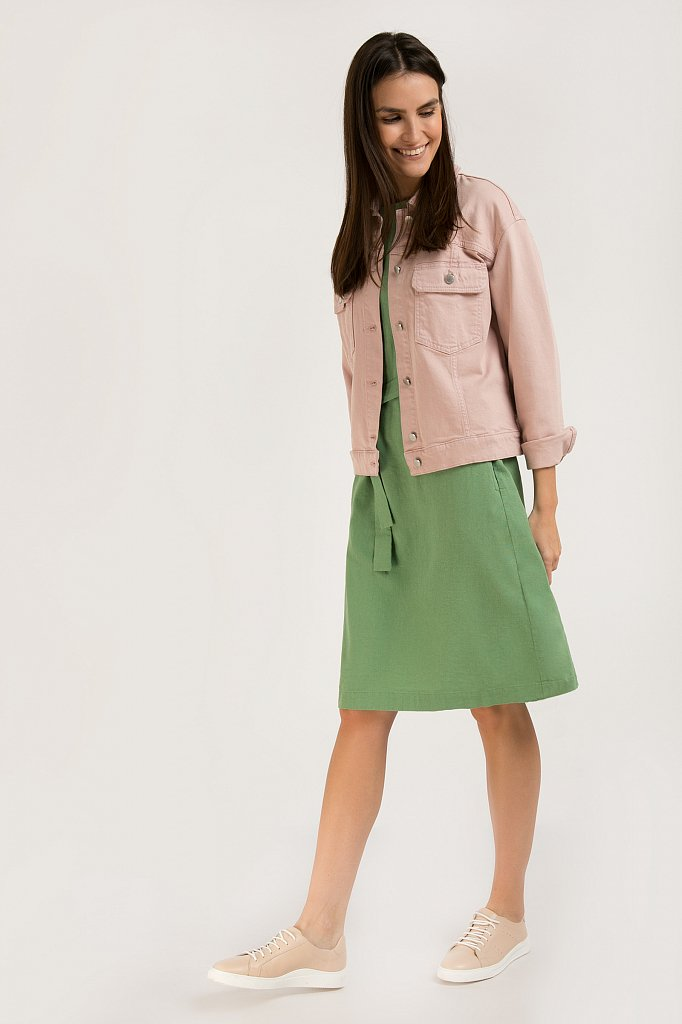 Платье женское, Модель S20-12027, Фото №2