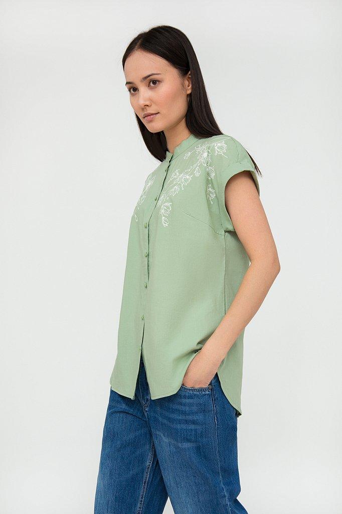 Блузка женская, Модель S20-12036, Фото №3