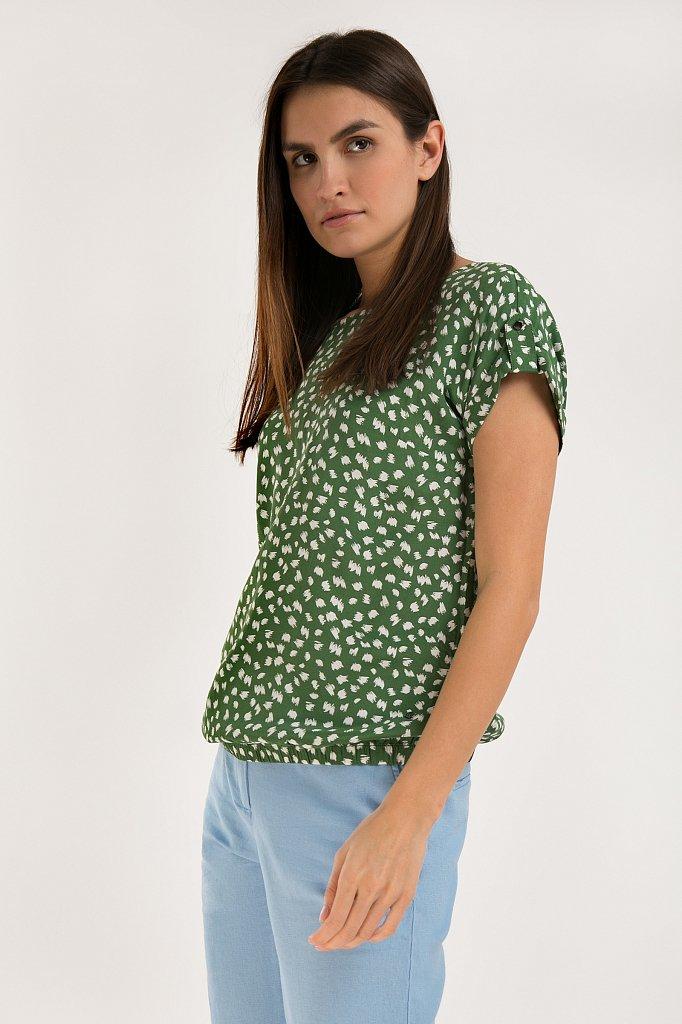 Блузка женская, Модель S20-12087, Фото №3