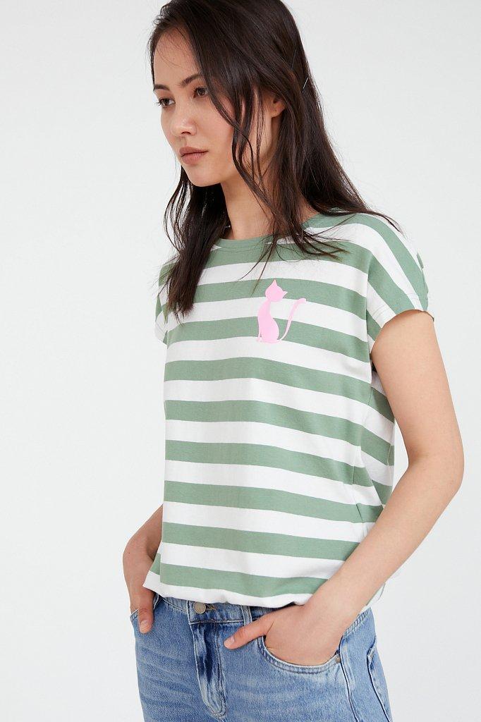 Блузка женская, Модель S20-140109, Фото №3