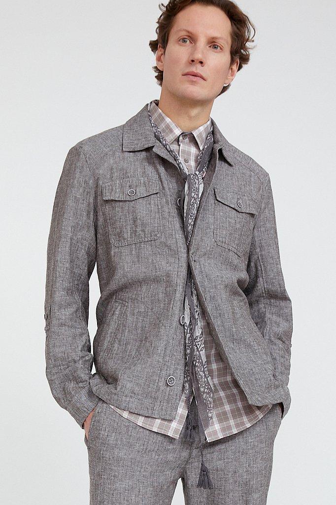 Куртка мужская, Модель S20-24000, Фото №1