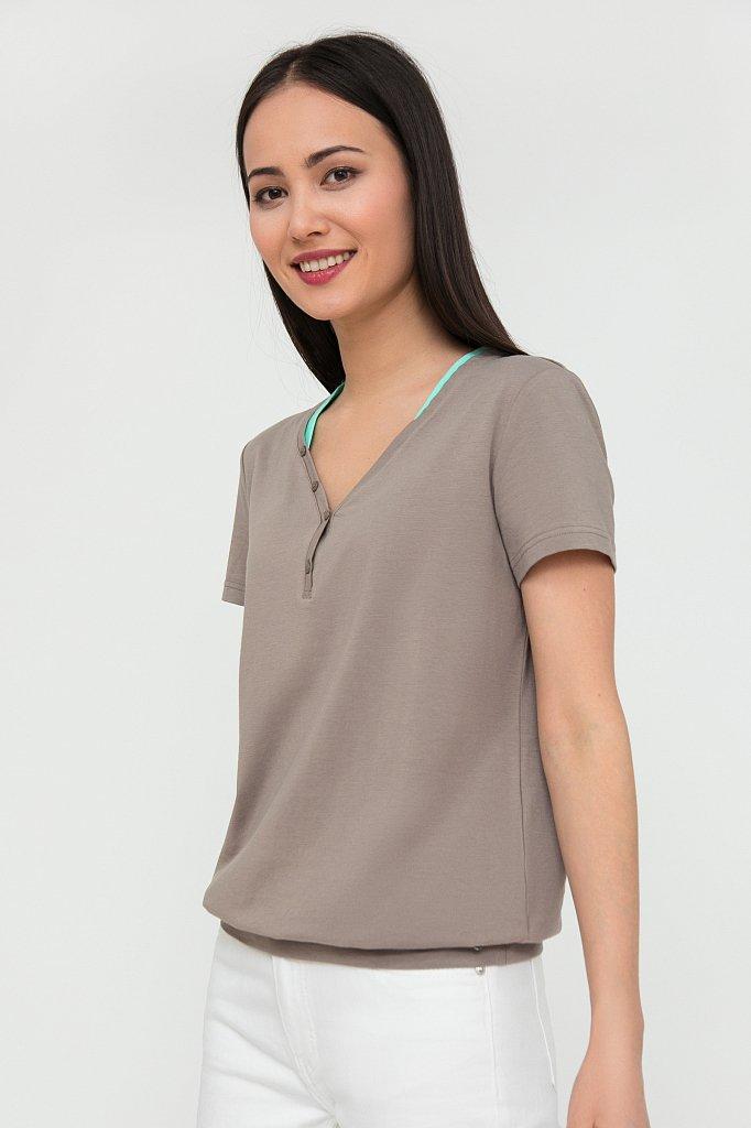 Блузка женская, Модель S20-11055, Фото №1