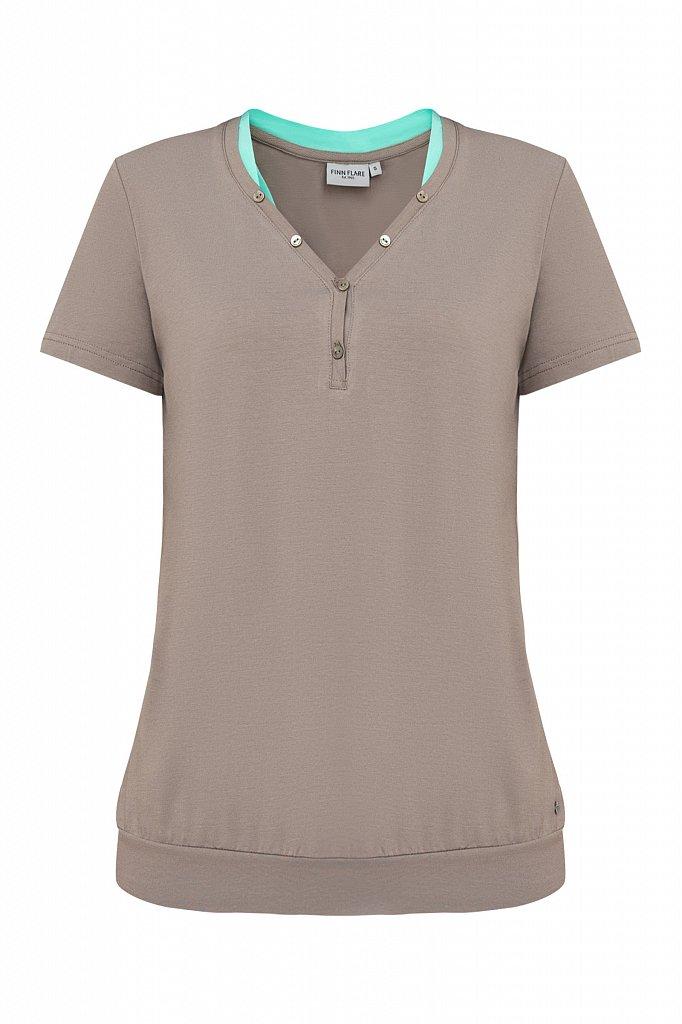 Блузка женская, Модель S20-11055, Фото №6